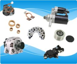 alternatori, motorini avviamento e ricambi
